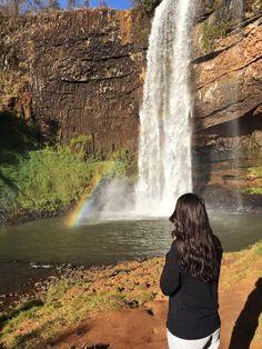 Cachoeira das Irmãs, Araguari, Minas Gerais - MG