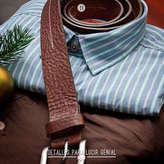 Cincho casual marca B.Casual Camisa Casual Marca Rochas