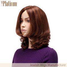 16 inch #8/12 highlight european hair kosher wigs facebook: https://www.facebook.com/Qingdao-Platinum-Hair-Products-CoLtd-680289872109523/ email: reizi@qdbestwigs.com