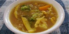 Miracle Noodle Ginger Vegetable Soup By: Donna Downum. For the complete recipe, go to: http://www.miraclenoodle.com/t-Miracle-Noodle-Ginger-Vegetable-Soup.aspx . Featured here is the Angel Hair Pasta which you can get by going to: http://www.miraclenoodle.com/opt/p-2-angel-hair-pasta.aspx