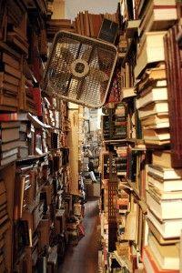 Twelve Ways to Organize a Bookshelf | Bark: A Blog of Literature, Culture, and Art