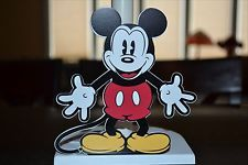 NIB Classic Mickey Mouse Paper Towel Holder