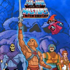 que nostalgia! He-man Cartoon Photo, Cartoon Cartoon, Old School Cartoons, 90s Cartoons, 80s Kids, Kids Tv, He Man Desenho, Hee Man, Kino Film