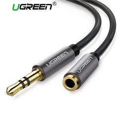 Jack 3.5mm Audio Extension Cable Male to Female
