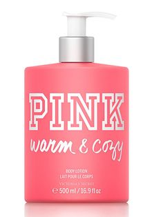 Victoria's Secret Pink Fresh & Clean Body Lotion, oz, 500 ml: Feel so clean in fresh apple and lily. Creamy lotion creates an instant moisture infusion with aloe, oat and grapeseed extracts and a healthy combo of vitamins E & C. Marca Pink, Parfum Victoria's Secret, Parfum Rose, Nailart, E 500, Pink Perfume, Ladies Perfume, Pink Body, Body Mist