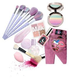 PINK LOVE by latipovasvetlana on Polyvore featuring polyvore, beauty, Bobbi Brown Cosmetics, Lipstick Queen, Ciaté and Marc Jacobs