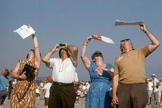 Airshow, Abbostford, BC 1968 by Fred Herzog