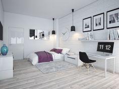 9 Light and Stylish Scandinavian Bedrooms   Ideas   PaperToStone