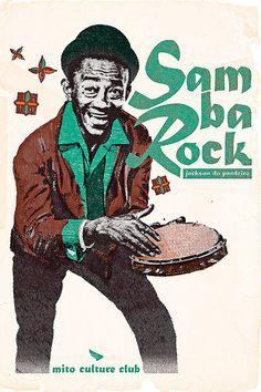 Jackson do Pandeiro - è o samba rock meu irmão!