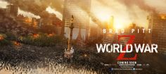 ...I Close My Eyes - Opinions and Other Oddities.: Review of World War Z (2012)