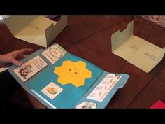 This short tutorial shows how to fold a lapbook, add a second to create a double lapbook, and how to add a flap. FYI: The Island of the Blue Dolphin lapbook . Learning Tools, Fun Learning, Weather Words, Homeschool Curriculum, Homeschooling, Information Literacy, History For Kids, Literacy Skills, Reading Workshop