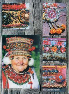 Grandmother's Russian Folk Crown