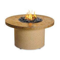 Sedona by Lynx LP Round Ice N' Fire Pit, 44-Inch, Sandalwood Sedona by Lynx http://www.amazon.com/dp/B00JUM7O2Q/ref=cm_sw_r_pi_dp_dMwAub1RK4VRM