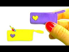miniature dolls Enjoy creating a mini pencil case DIY with this tutorial. You can use it with dolls like Barbie, Monster High,. and dolls with similar size (but if you use. Pencil Case Tutorial, Diy Pencil Case, Doll House Crafts, Doll Crafts, Doll Houses, Barbie Miniatures, Dollhouse Miniatures, Clay Miniatures, Miniature Crafts