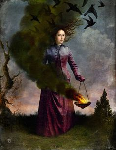 'Mystic Light' by Christian  Schloe on artflakes.com as poster or art print $20.79