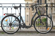 Vélo tout neuf acheté il y a 6 mois