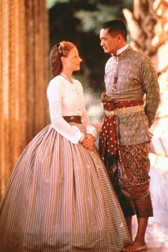 Remake of the King and I - Anna and the King starring Jodie Foster  Chow Yun Fat.