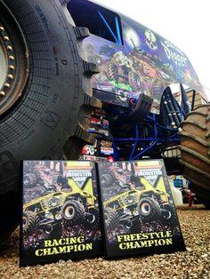 Monster Truck Driver Grave Diggers Helmet Wrap Helmet