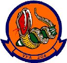 VFA-204 River Rattlers