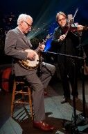 Steve Martin on Austin City Limits with the Steep Canyon Rangers--his 2008 album The Crow won Grammy (Best Bluegrass).