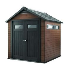 handy home products majestic 8 ft x 12 ft wood storage shed wood storage home depot and wood storage sheds - Garden Sheds Home Depot