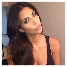 Pin for Later: All the Celebrities You Should Be Following on Instagram! Kim Kardashian Follow Kim: kimkardashian