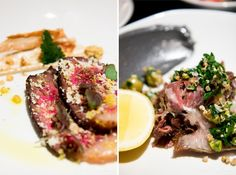 Maha - a Calombaris restaurant that everyone raves about! Will try the lamb, hear its good. Cafe Me, Raves, Tuna, Lamb, Melbourne, Steak, Grilling, Restaurant, Australia
