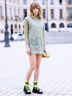 Endless street style inspiration, courtesy of Veronika Heilbrunner. // #StreetStyle #OutfitIdeas