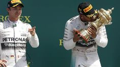R9: Hamilton wins brilliantly after rain in latter stages  Rosberg 2nd, Vettel 3rd, Massa 4th