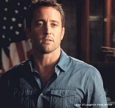 Alex O'Loughlin all American oh well I can dream he's ours