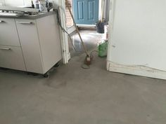 A screeded floor Grey Oak, Flooring, Wood Flooring, Floor
