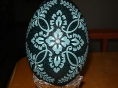 carved eggs - Google Search