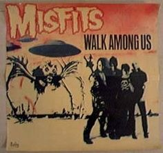 Walk Among Us promo poster Picture from The Misfits. Glenn Danzig, Poster Pictures, Misfits, Samhain, I Love Him, Old School, Horror, Movie Posters, Music