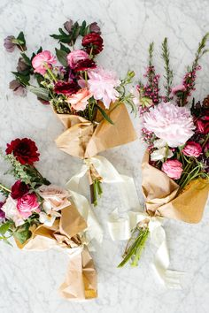 pretty bouquets for mother's day