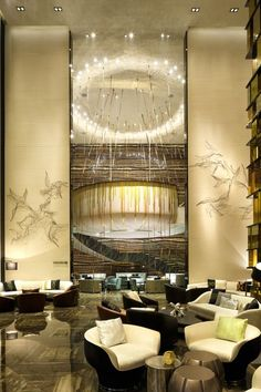 广州W酒店 -Guangzhou W Hotel - China | Welcome and standout above the juxtaposition of storied cultural traditions and contemporary urban tapestry, in the glow of W Guangzhou's eclectic energy. The First W in Mainland China, a landmark of modern transformation on a global stage.