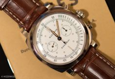 Panerai 518 Radiomir 1940 Chronograph in solid .950 platinum, limited to 50 pieces.