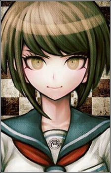 Komaru has short, dark brown hair and green eyes. She wears a sailor school girl uniform. Komaru also possesses an ahoge similar to that of her brother's. When she was in the video with her parents, her hair looked neater in a classic bob cut and she did not possess an ahoge. Her uniform used to consist of a white shirt, brown blazer, skirt, and a red ribbon. Komaru is revealed to wear blue and white striped underwear. Komaru is physically around the age of 15 - 17 due to the information…