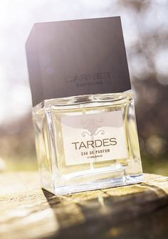"TARDES | CARNER BARCELONA ""A tribute to the peace and harmony of a late summer afternoon; a fragrance that is pure, serene and enveloping."""
