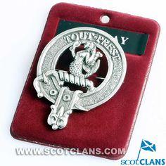 Murray Clan Crest Ca