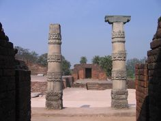 Ruins of Nalanda University, Nalanda, Bihar