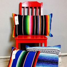Enter for a chance to win a set of colorful throw pillows from Jack Dandy! (Approx. retail value: $168.00); JackDandyBrand.com