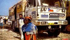 Rallye Paris Dakar, Bohemia Crystal, Trucks, Style, Vehicles, Swag, Truck, Outfits