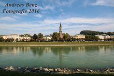 Österreich, Salzburg, Salzach