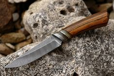 Knives from the workshop of Roman Blaha
