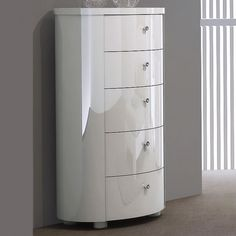 White Bedroom Furniture, Bedroom Styles, Chest Of Drawers, Dining Room, Sleep, House Styles, Home Decor, Drawer Unit, Decoration Home