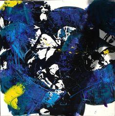 Celine Weber, réminiscence 1 / 60X60