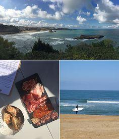 Bayonne, Biarritz and beyond #willtravelforfood #foodandtravel #france #travel #bullrun #corrida #bayonne #paysbasque #basque