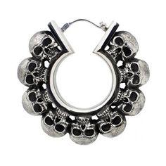 Kali Ma Earrings by Maya Jewelry