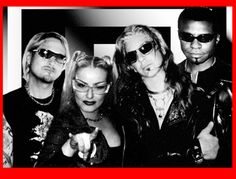 Worth the Effort: The Reincarnation of Luna - My Life With The Thrill Kill Kult - 2001 The Stranger Movie, White Zombie, Best B, Music Industry, Rolling Stones, Music Artists, Album Covers, Techno, Industrial Music