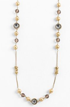 MARC BY MARC JACOBS 'Exploded Bow' Long Station Necklace available at #Nordstrom